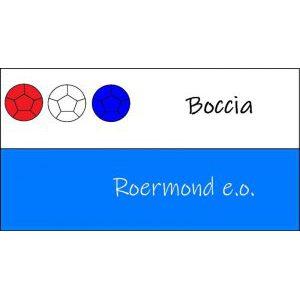 Boccia Roermond Logo 2019