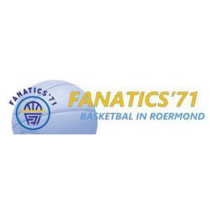 Logo basketbalvereniging Fanatics 71 Roermond