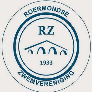 Logo Roermondse Zwemvereniging RZ