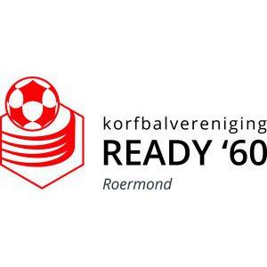 Logo korfbal ready'60