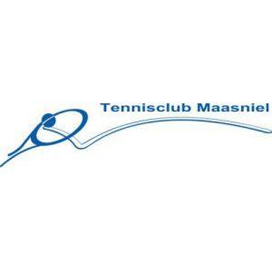 Logo tennisclub Maasniel