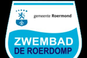 Zwembad de Roerdomp Logo - Sportservice Roermond
