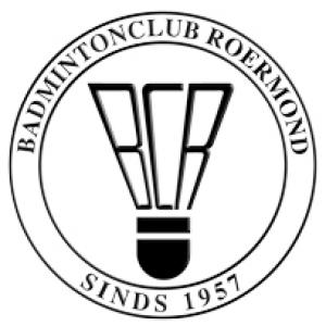 logo badmintonclub roermond
