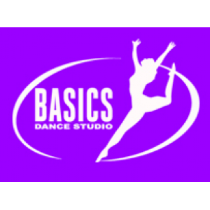 logo basics dance studio