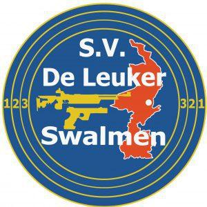 logo schietvereniging de leuker swalmen