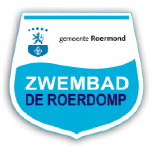 logo zwembad de roerdomp