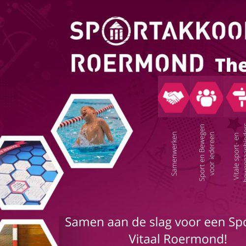afbeelding sportakkoord Roermond