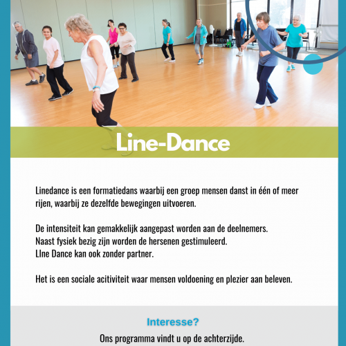 flyer LineDance